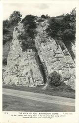 THE ROCK OF AGES , BURRINGTON COMBE