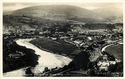 BUILTH WELLS AND RIVER WYE