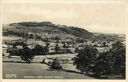GENERAL VIEW, BUILTH WELLS