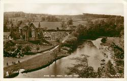 RIVER AND ABBEY