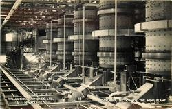 SCRUBBER SECTION OF THE NEW PLANT