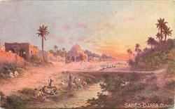 SABES-DJARA (TUNISIE)