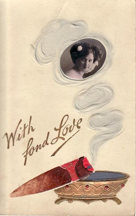 WITH FOND LOVE