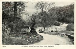 CONKSBURY BRIDGE, LATHKILL DALE, NEAR BAKEWELL