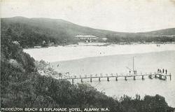 MIDDELTON BEACH & ESPLANADE HOTEL
