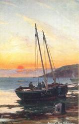 SUNSET, ELIE