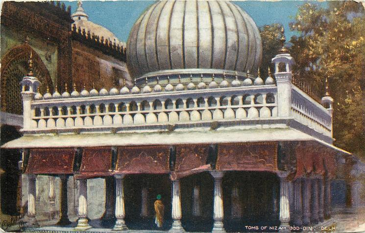 TOMB OF NIZAM-OOD-DIN