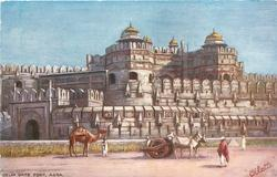 DELHI GATE FORT