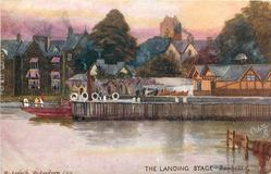 THE LANDING STAGE - BOWNESS