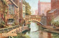 THE TOWN BRIDGE, NEWBURY