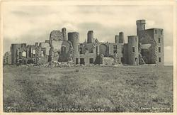 SLAINS CASTLE RUINS