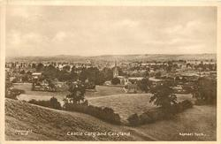 CASTLE CARY AND CARYLAND