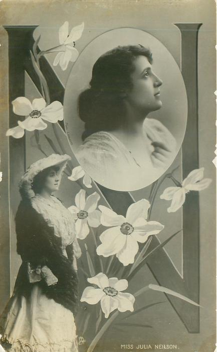 N, MISS JULIA NEILSON