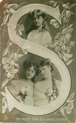 S, THE MISSES DORIS & BLANCHE STOCKER