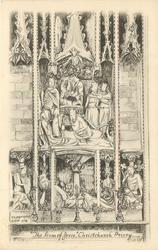 """THE STEM OF JESSE"", CHRISTCHURCH PRIORY"