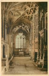 INTERIOR OF CHRISTCHURCH PRIORY