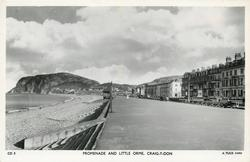PROMENADE AND LITTLE ORME