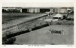 VIEW OF CROYDON AIRPORT