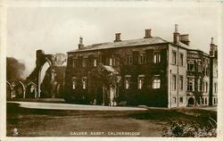 CALDER ABBEY