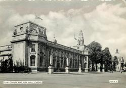 LAW COURTS AND CITY HALL