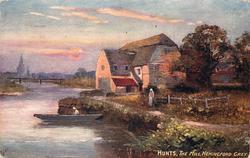 THE MILL, HEMINGFORD GREY