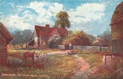 OLD FARM HOUSE, SONNING