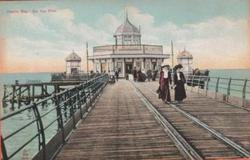 ON THE PIER