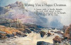 TAVY CLEAVE WISHING YOU A HAPPY CHRISTMAS