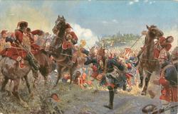 DIE PREUBEN BEI CASSANO AM 16 AUGUST 1705