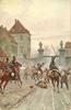 KAMPF AM HALLE'SCHEN TORE ZU BERLIN AM MORGEN DES 4 MARZ 1813