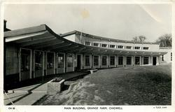 MAIN BUILDING, GRANGE FARM