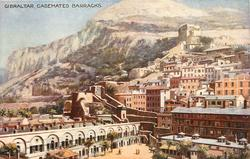 CASEMATES BARRACKS