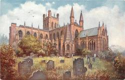 CHESTER CATHEDRAL S.E.
