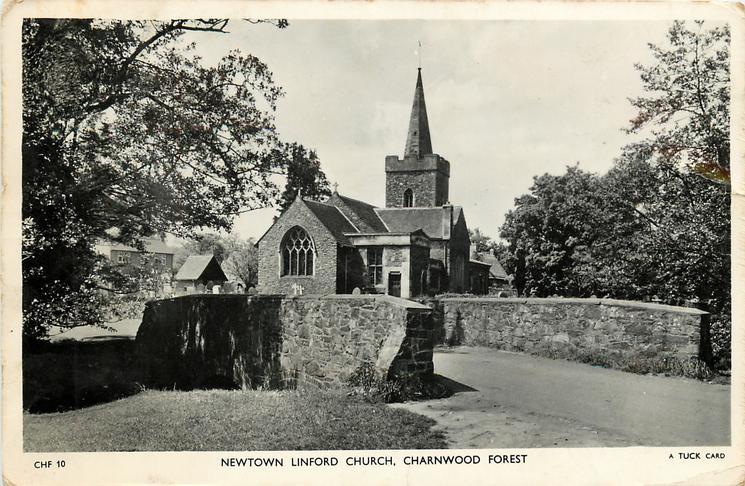 NEWTOWN LINFORD CHURCH