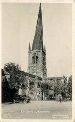 THE CHURCH ( C)