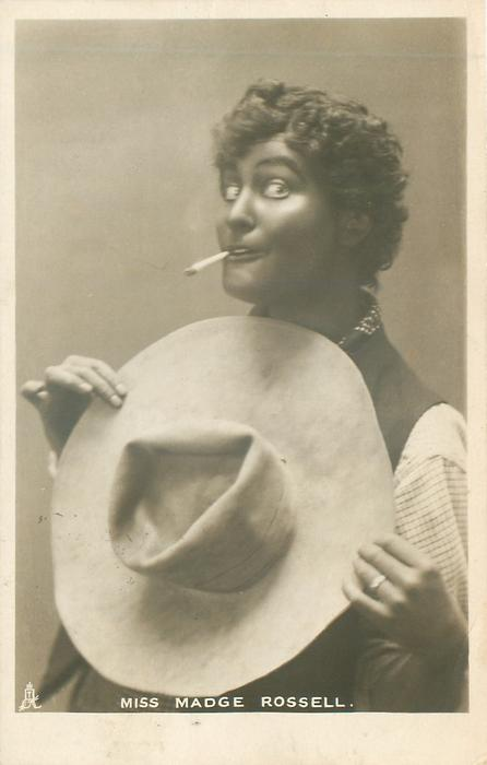 MISS MADGE ROSSELL