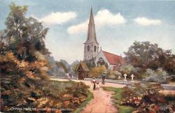 HIGH BEECH CHURCH