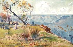 ECHO POINT, LEURA