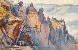 THREE SISTERS', KATOOMBA