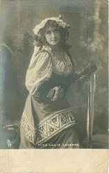 MISS LILLIE LEVERNE