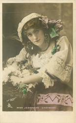 MISS JOSEPHINE CASABONI