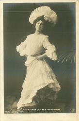 MISS FLORENCE COLLINGBOURNE