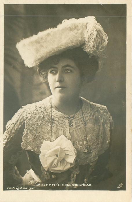 MISS ETHEL HOLLINGSHEAD