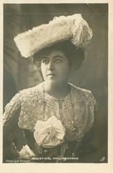 MISS ETHEL HOLLINGSHEAD
