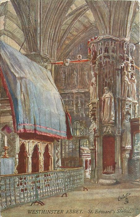 ST. EDWARD'S SHRINE