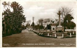 THE MEMORIAL AND VILLAGE
