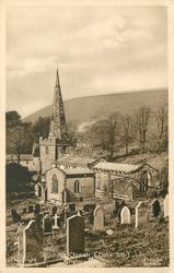 ST. JOHN'S CHURCH, (DATE 1111)