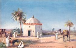 A MOORISH SAINTHOUSE