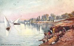 CAIRO, ON THE BANKS OF THE NILE