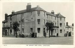 THE GRAHAM ARMS HOTEL, LONGTOWN